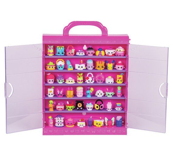 Buy Shopkins 'Pop Up Shop' Collectors Case - Series 7 at Argos.co.uk - Your Online Shop for Animal playsets and collectables, Toys.