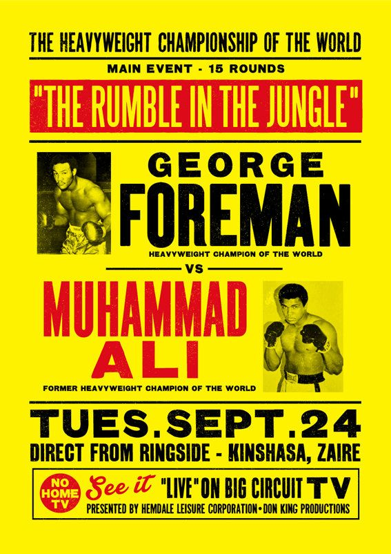 Image Result For Multi Level Front Steps: Image Result For Rumble In The Jungle Poster