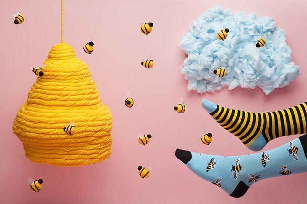 BeeBee - ManyMornings - Skarpetki