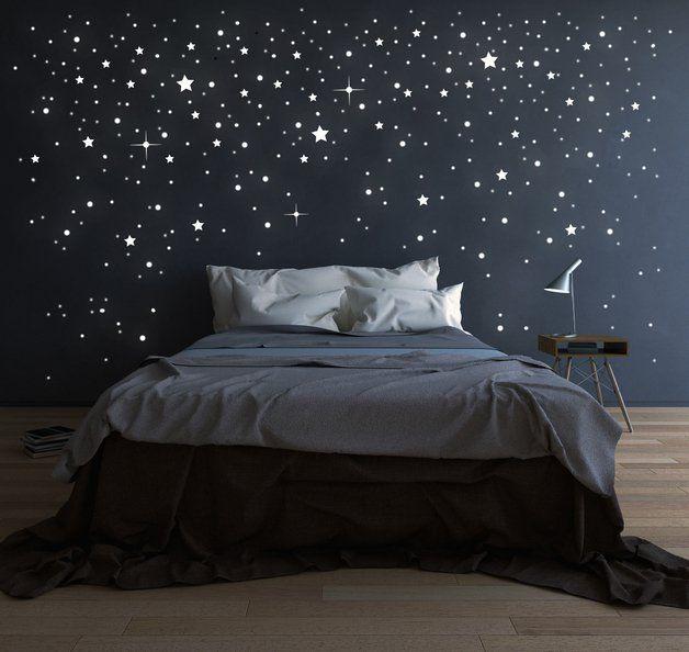 708 Stk Leuchtsterne Sterne fluoreszierend M1228