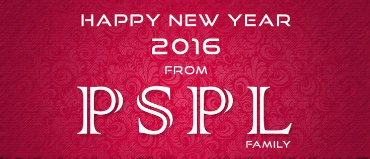 Poornadwait Solutions Pvt. Ltd. (PSPL) wishes you all a very Happy & Prosperous New Year 2016.  Our website : http://www.poornadwait.com