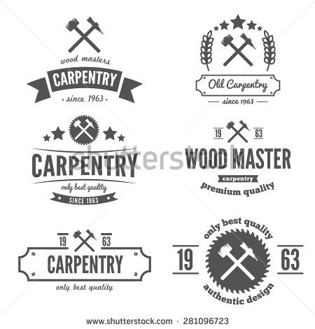 59 best Woodworking business branding images on Pinterest ...