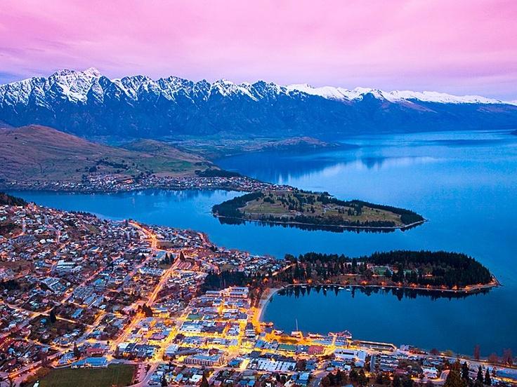 Queenstown, New Zealand. 2009.