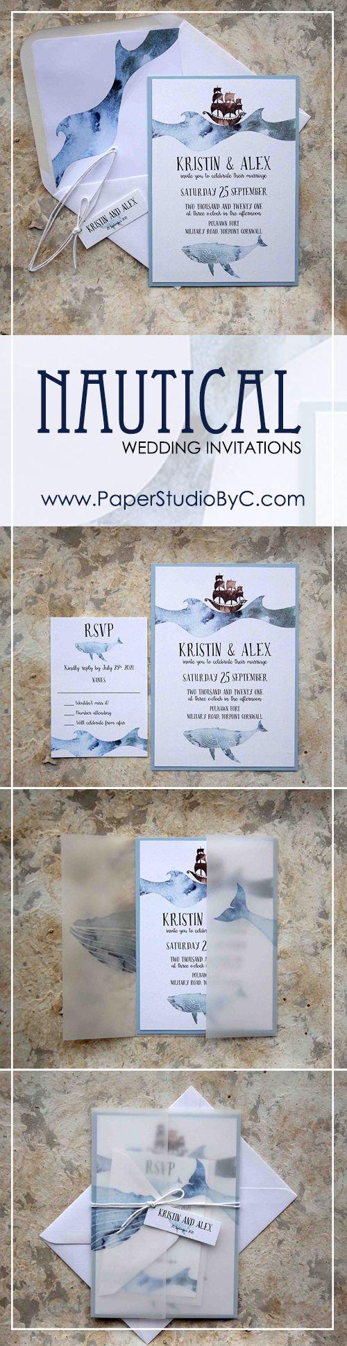 28 Best Beach Wedding Invitations Images On Pinterest Beach