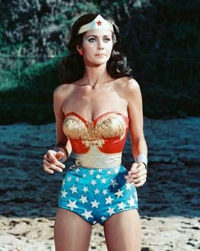 1975–1979 Wonder Woman TV series starring Lynda Carter, as well as animated series such as the Super Friends and Justice League became a hit series.   (Taylor Bowling)