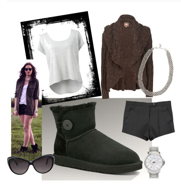 49 Best Ugg Outfits Images On Pinterest Casual Wear