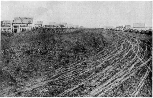 Interesting article on Mennonite arrival and settlement in Manitoba in 1870's. A Mennonite village pictured.