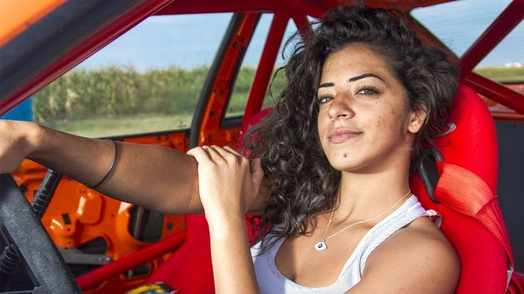 Meet the Female Drift Racers of Palestine - Seeker Network