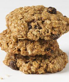 trail mix cookies. no mess, healthy cookies in just a few minutes - freezes well
