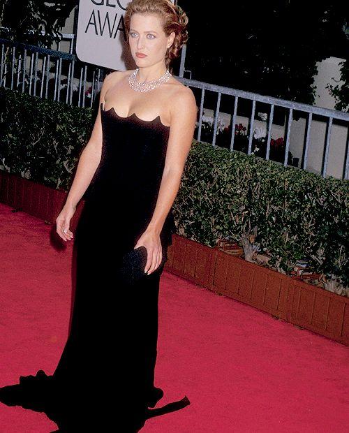 Gillian Anderson at th...