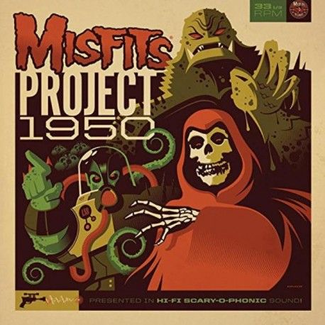 Misfits - Project 1950 - Lim