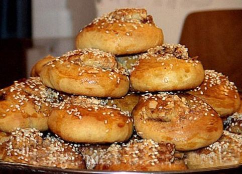 Αρμένικες ταχινόπιτες