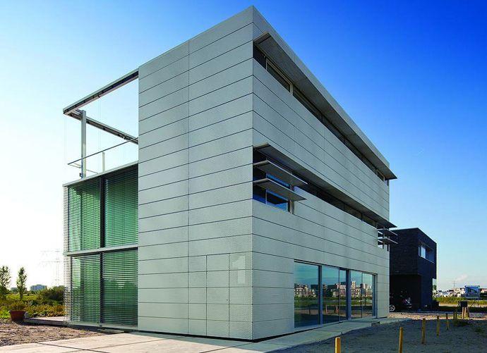 Rieteiland Glass House by Hans van Heeswijk Architects   DesignRulz.com