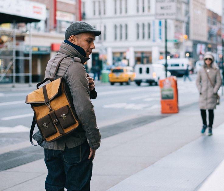 Mini Classic Survey in NY!! 🇺🇸 Latitudine:40.7142700° ; Longitudine : -74.0059700°  www.kjoreproject.com/backpacks #kjøre #NYC #NY #kjoreproject #usa #us #nyc #arizona #california #dakota #hawaii #menswear #streetfashion #kjøre #handmade #accessories #vibram #shoes #backpacks #denim #canvas #premium #newzealand #natural #leather #love #minimal #design @kjoreproject