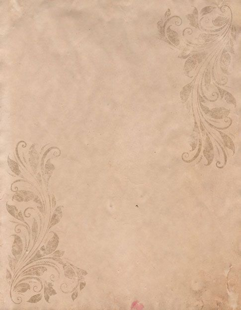 Gratis Textura Martes: Ornamental Papel antiguo