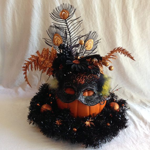 halloween centerpiece by mimiholt on etsy 7500 - Halloween Centerpieces Wedding
