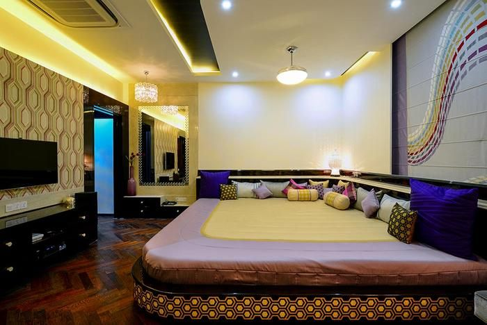 Interior Design by Interarch, Mumbai. Browse the largest collection of interior design photos designed by the finest interior designers in India.