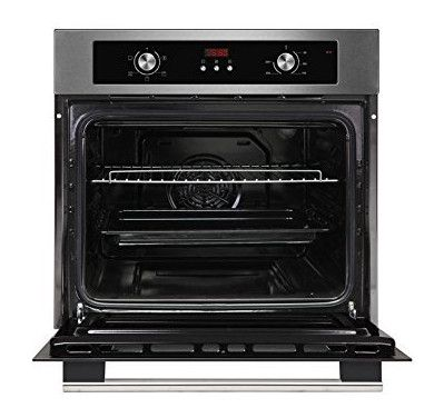 LITTLE BIG LIFE: This freestanding gas range oven with 4 burners might just be the right one for a small kitchen!