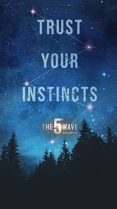 Celebrate the release of The 5th Wave with a new phone background! | #5thWaveMovie | in theaters NOW!