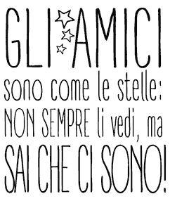 IMPRONTE D'AUTORE - STAMPING - PRODOTTI - ULTIMI ARRIVI!!! - 1739-R Amici stelle 2