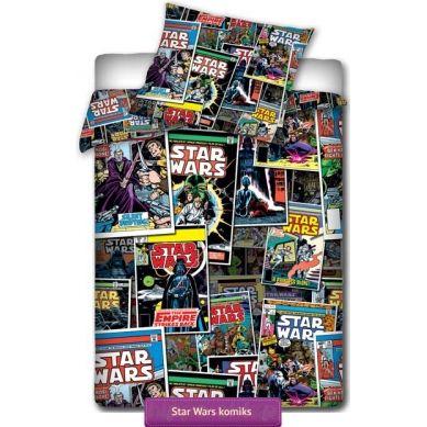 Pościel Gwiezdne wojny komiks