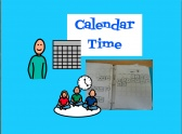 Calendar Time for Autism, Special Education, or Early Childhood! product from The-Autism-Helper on TeachersNotebook.com