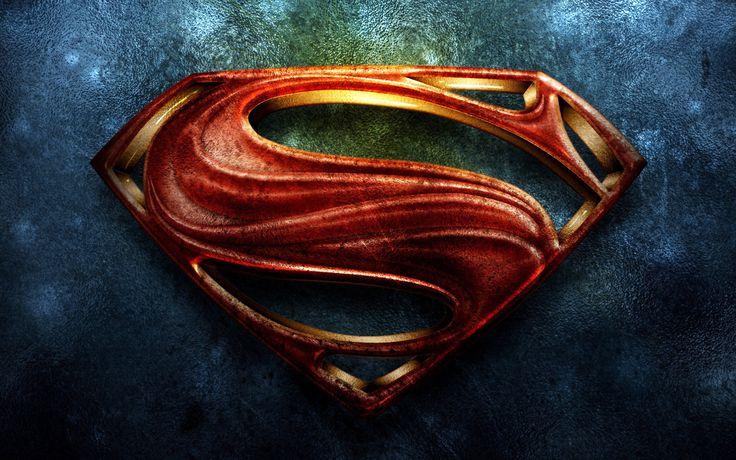 Ultra HD superman sign