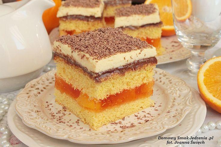 ciasto delicja   Domowy Smak Jedzenia .pl