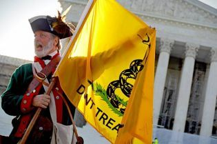Another Judge Confirms: IRS Targeted Tea Party Groups