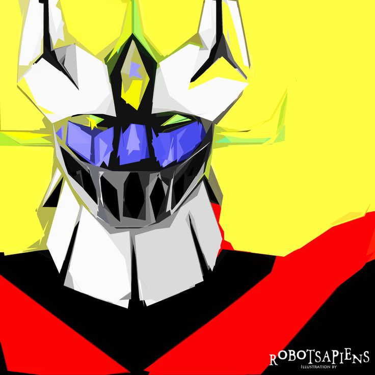 Great Mazinger Pop art