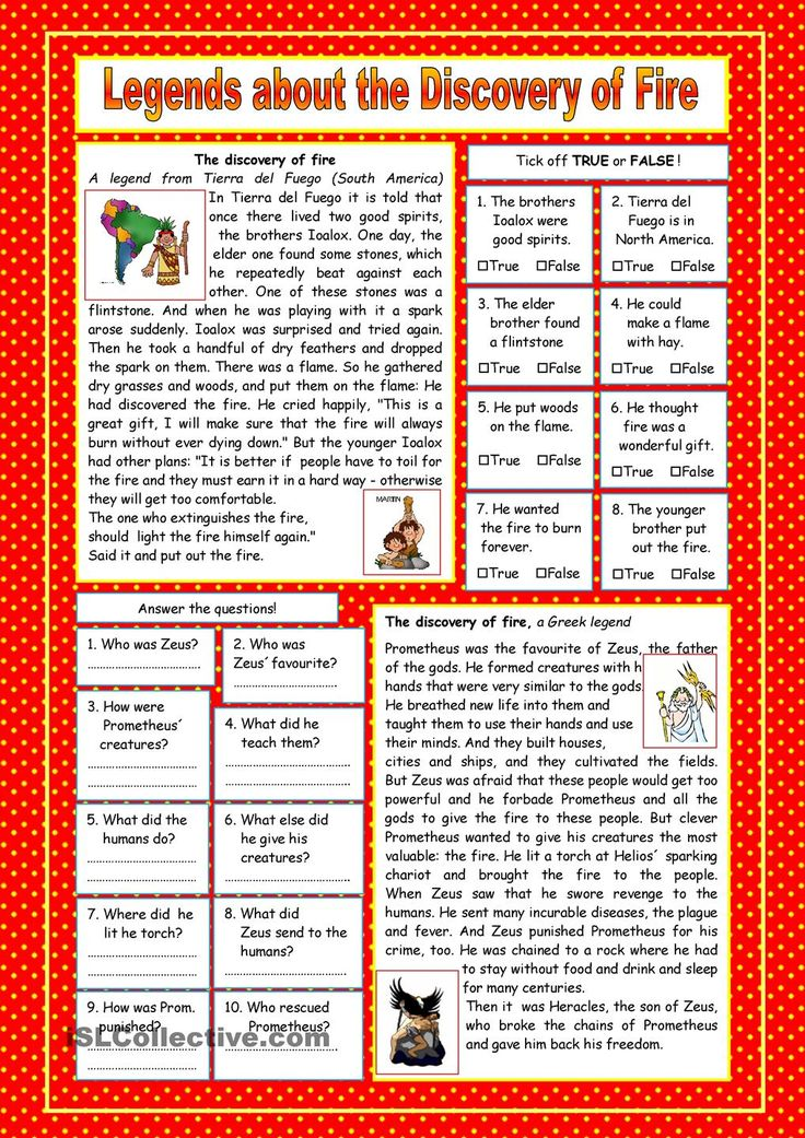 Change Fraction To Decimal Worksheet  Best Ingls Images On Pinterest  English Grammar English  Telling Time Free Printable Worksheets Excel with Fun Winter Worksheets Excel Legends About The Discovery Of Fire  Editable Key Included   Comprehension Exercisesreading  Shapes Matching Worksheets