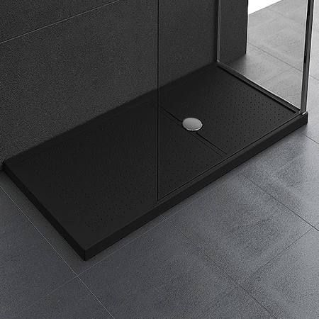 black granite shower tray - Google Search