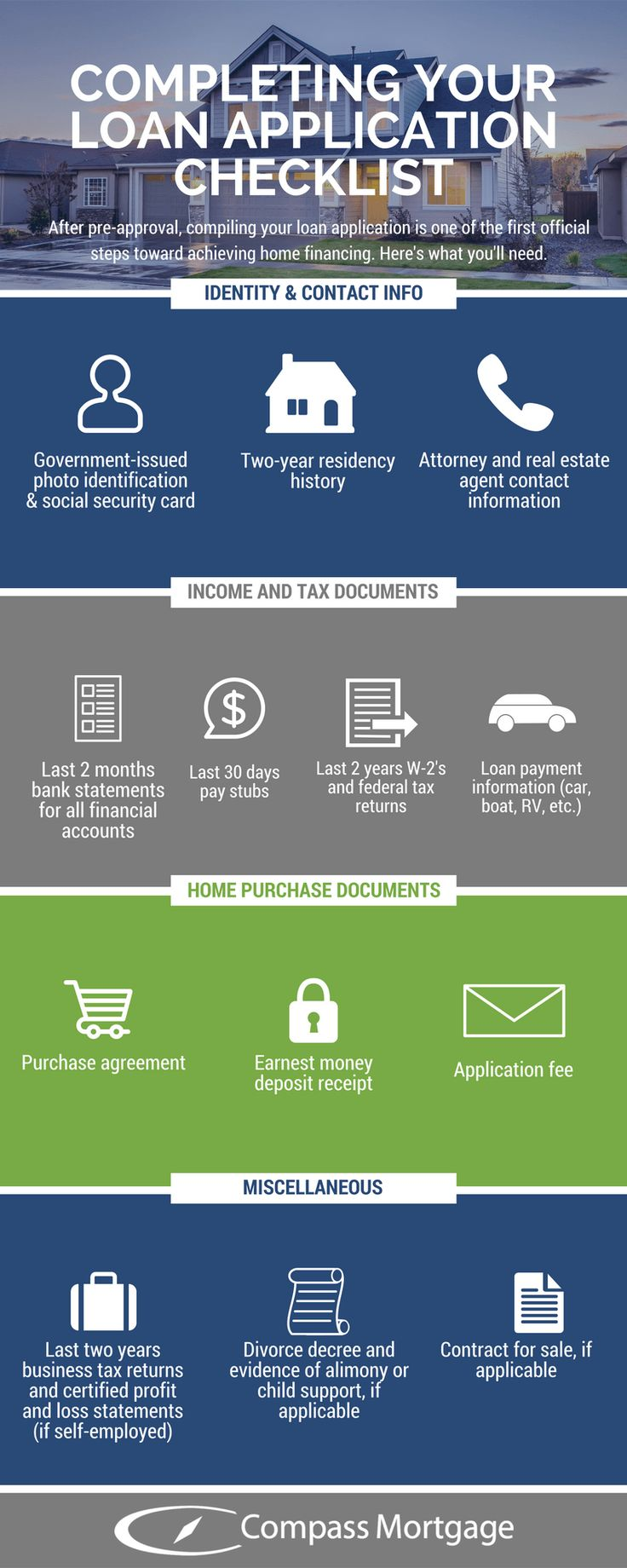 Buying Your First Home - Loan Application Checklist.png