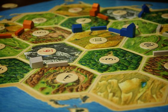 Settlers of Catan Cheat Sheet by DaveChild - Cheatography.com