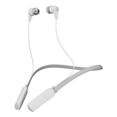 Skullcandy Ink'd 2.0 Wireless In-Ear Headphones (White/Grey)