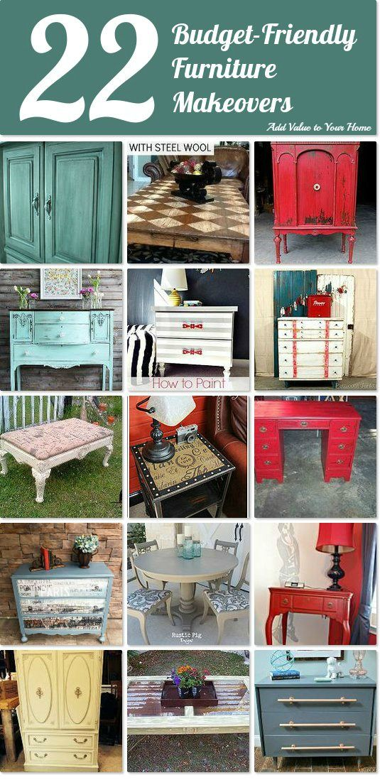 168 best images about hgtv fixer upper on pinterest for Budget friendly furniture