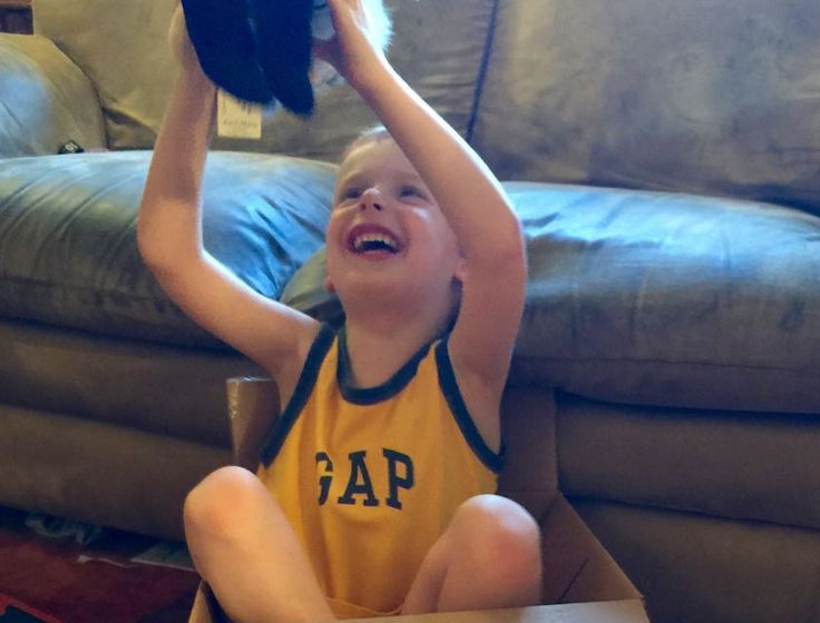 Potty Training: Days 5-8 - He's Trained! http://www.themamamaven.com/2015/08/04/potty-training-days-5-8-hes-trained/ #pottytraining #special needs