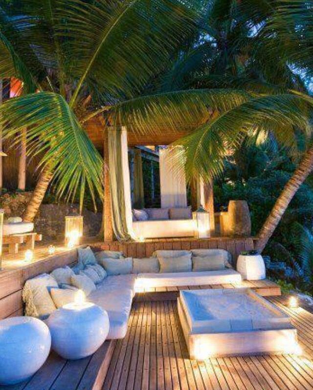 Beautiful tropical space outside                                                                                                                                                                                 More