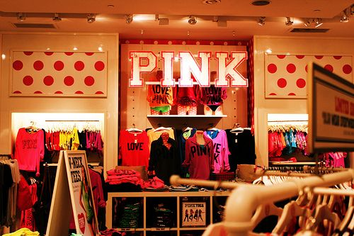 PINKFashion, Victoria Secret Pink, Clothing, Girly Things, Secret Pink3, Favorite Stores, Shops Spree, Heavens, Pinkvictoria Secret