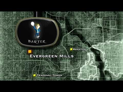 Fallout 3 Bobblehead Guide 1/2 - YouTube