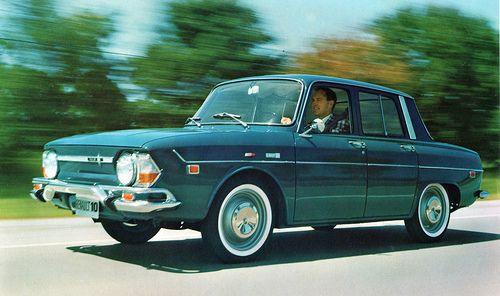 1968 Renault 10
