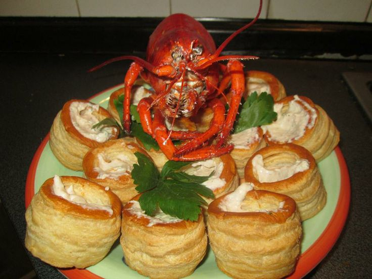 Lobster Voulevant