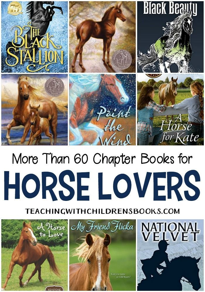 15 Equestrians Pick the Best Kids' Books About Horses