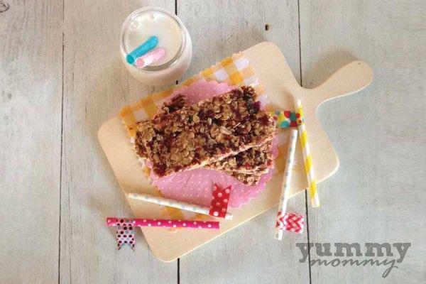 cereal bars {Μπάρες δημητριακών}