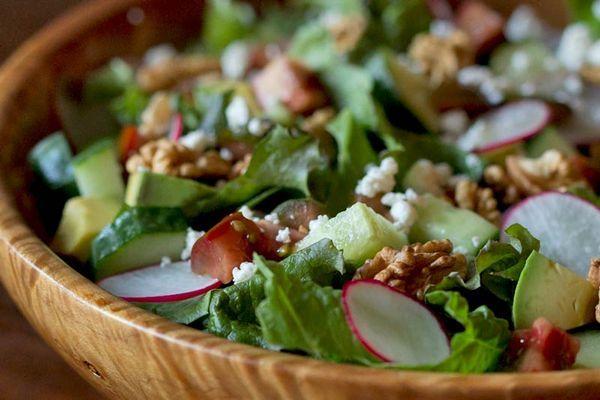 Svecia Salad