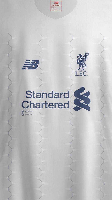 Liverpool Away 2019-2020