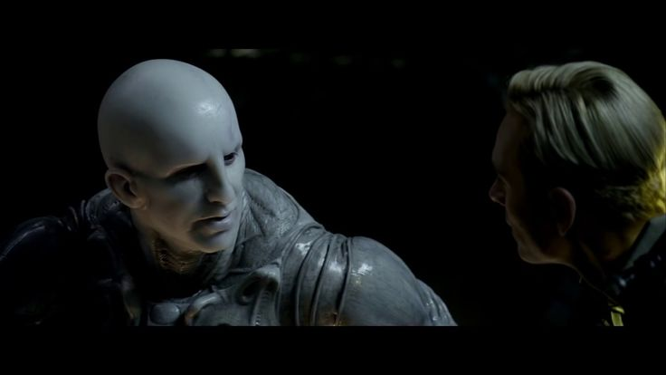 Prometheus 2012 Deleted and Alternate Scene 119 The Engineer Speaks