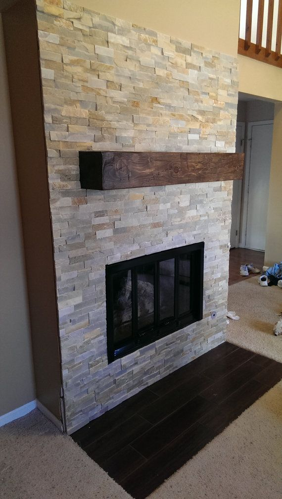 Floating Mantel Beam Rustic 60 Quot Up To 72 Quot Made To