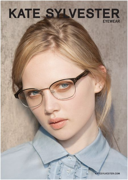 Kate Sylvester opticals 2014