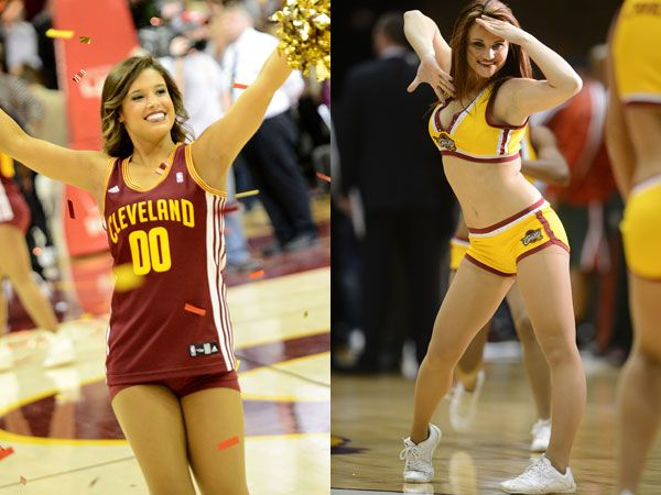 Cavaliers-Warriors NBA Finals need-to-know betting notes and cheerleaders - 05-30-2015